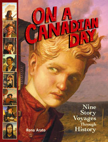 On a Canadian Day by Rona Arato