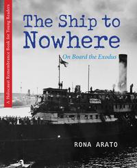 The Ship to Nowhere by Rona Arato