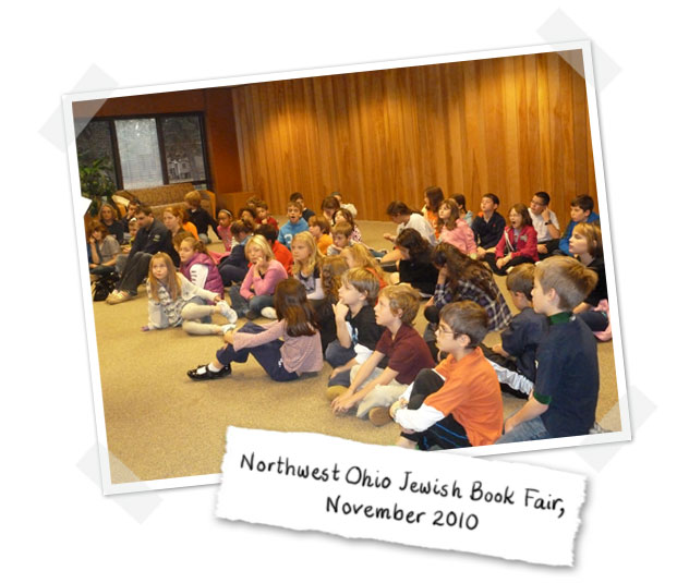 Northwest Ohio Jewish Book Fair, November 2010